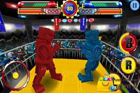 拳击机器人大战截图1