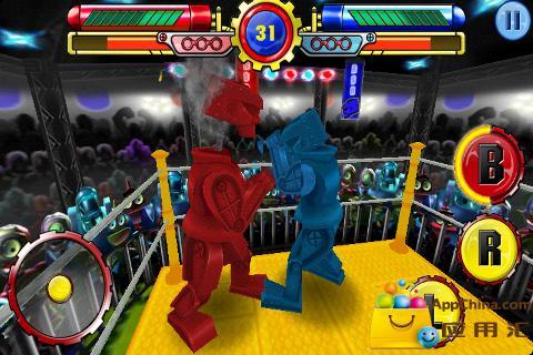 拳击机器人大战截图2