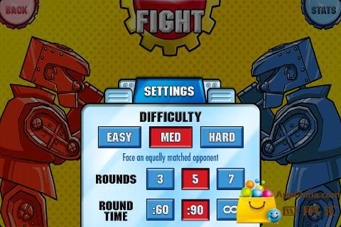拳击机器人大战截图4