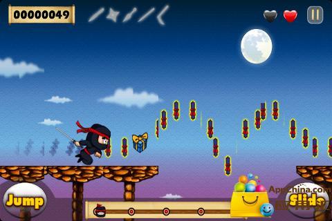 【免費動作App】忍者狂奔-APP點子