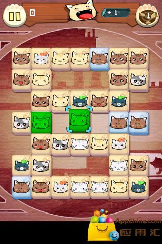 饥饿小猫连连看截图2