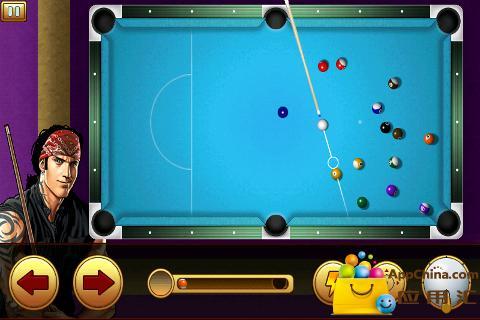 【免費體育競技App】午夜桌球3-APP點子