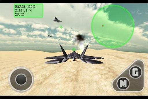 沙漠飓风:F22战斗机截图10