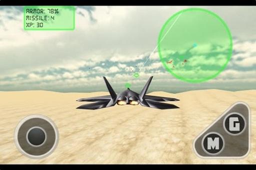 沙漠飓风:F22战斗机截图2