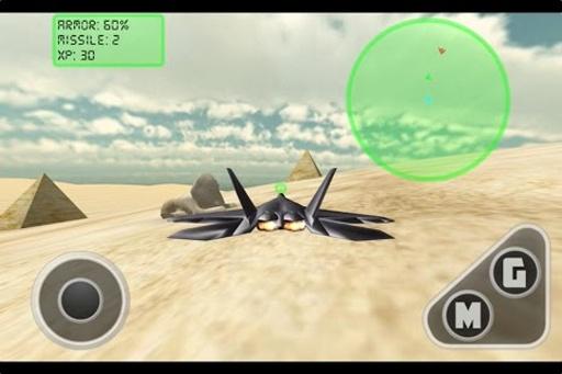 沙漠飓风:F22战斗机截图5