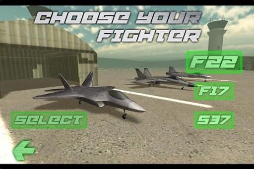 沙漠飓风:F22战斗机截图8