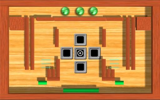 3D迷宫球截图1