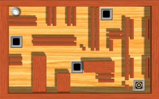 3D迷宫球截图2