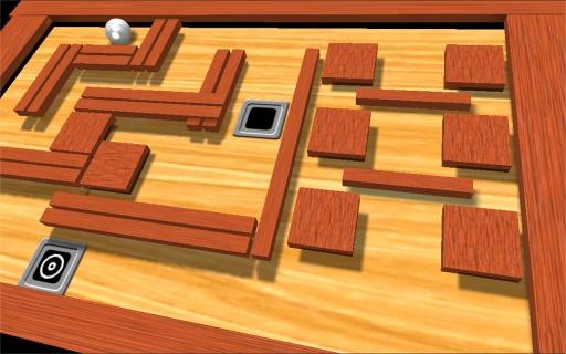 3D迷宫球截图4