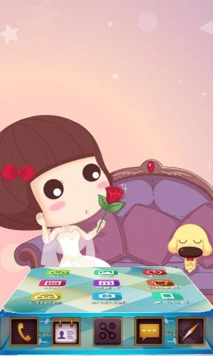 爱与玫瑰-宝软3D主题 工具 App-愛順發玩APP