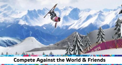 索契冬奥会2014:花样滑雪截图2