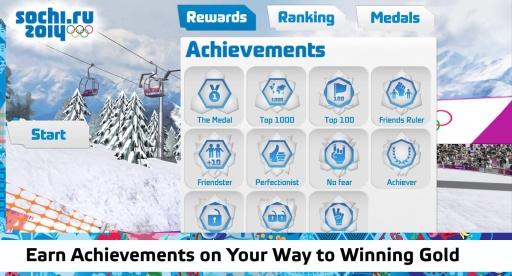 索契冬奥会2014:花样滑雪截图3