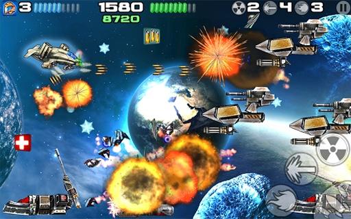 星际战机:杀戮之战截图1