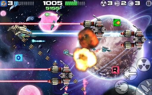 星际战机:杀戮之战截图2
