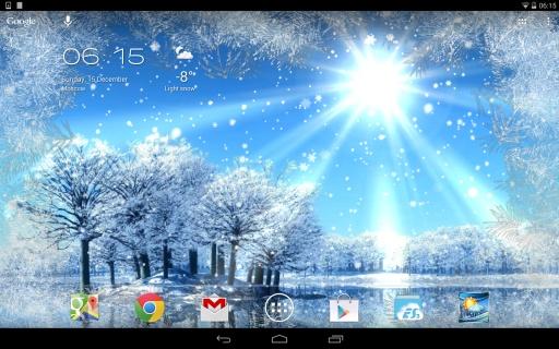 彩色天气屏幕截图4