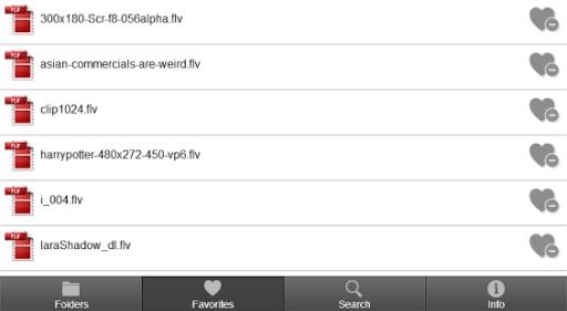 FLV HD MP4播放器截图6