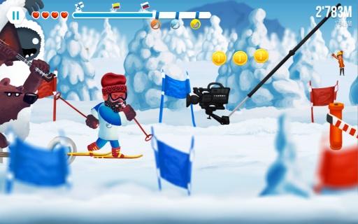 保罗滑雪队截图1