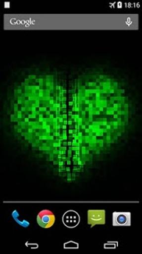 Pixel! 爱心动态壁纸截图3