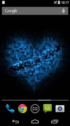 Pixel! 爱心动态壁纸截图4