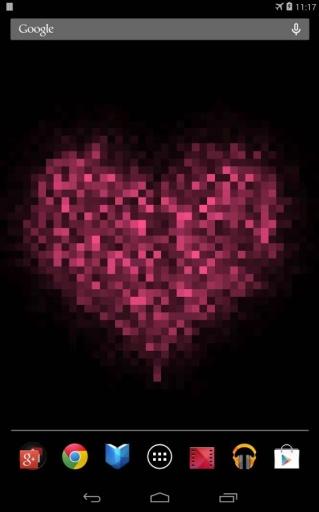 Pixel! 爱心动态壁纸截图6