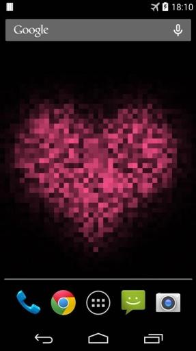 Pixel! 爱心动态壁纸截图7