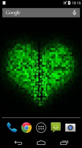 Pixel! 爱心动态壁纸截图9