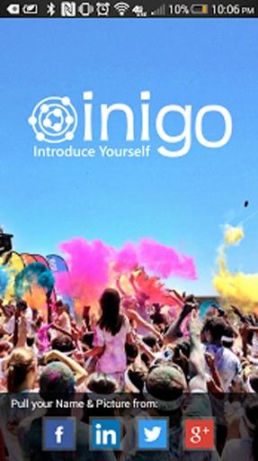 新型名片软件-Inigo