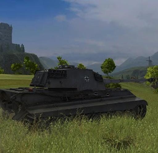 疯狂的坦克游戏截图1