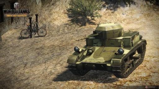 疯狂的坦克游戏截图2