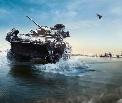 疯狂的坦克游戏截图6