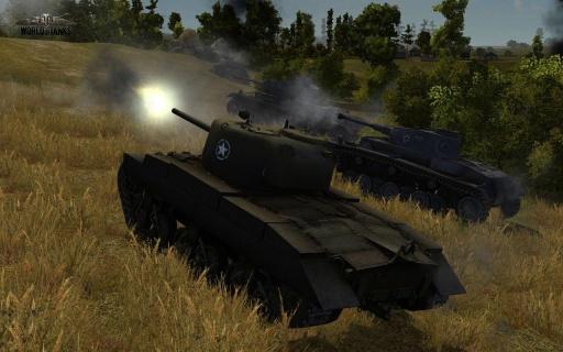 疯狂的坦克游戏截图7