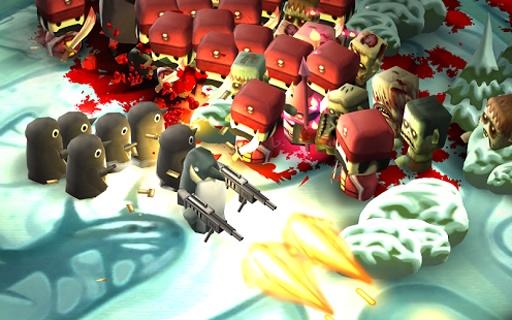 怪物大战野猪男2:僵尸截图1