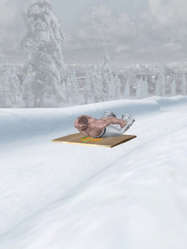 终极雪橇|玩動作App免費|玩APPs