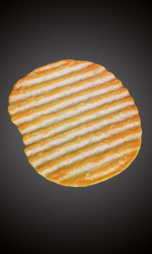 无尽的薯片