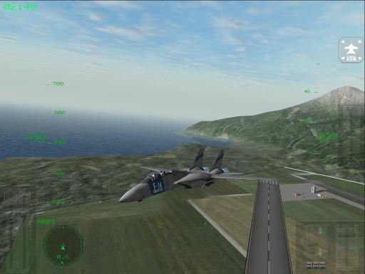 F18模拟起降截图1