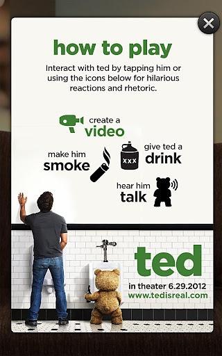 会说话的泰迪熊(Talking Ted LITE)截图1