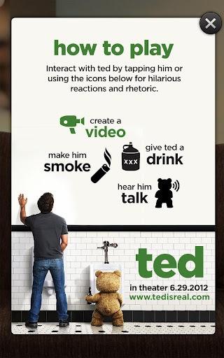 会说话的泰迪熊(Talking Ted LITE)截图6