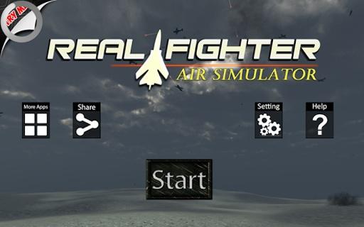 真正的战斗机空军Simulater截图3