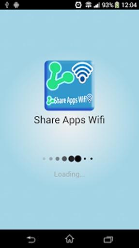 分享无线上网的应用程序截图0
