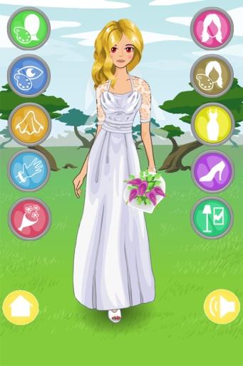 百变美丽新娘截图2
