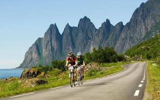 疯狂山地自行车 截图3
