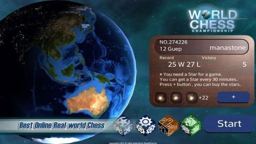 World Chess Championship截图0