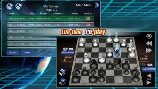 World Chess Championship截图3