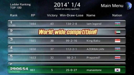World Chess Championship截图4