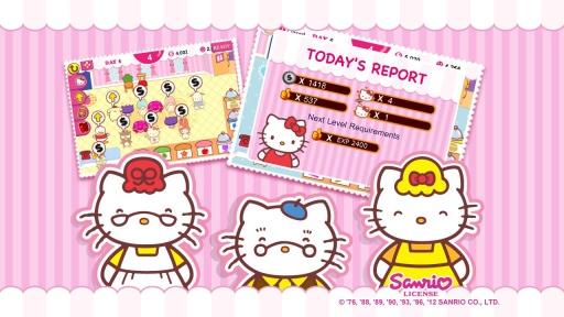 Hello Kitty 咖啡厅- 万圣节篇截图1