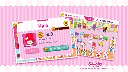 Hello Kitty 咖啡厅- 万圣节篇截图2
