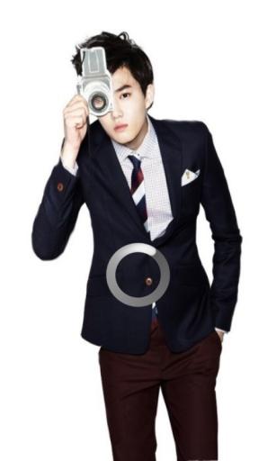 EXO-K SUHO照相馆