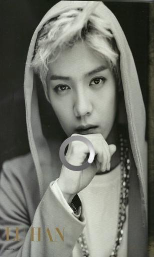 EXO-M LUHAN 照相馆