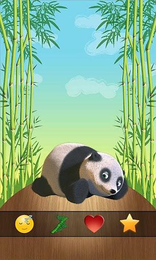 会说话的熊猫唱就唱|玩益智App免費|玩APPs