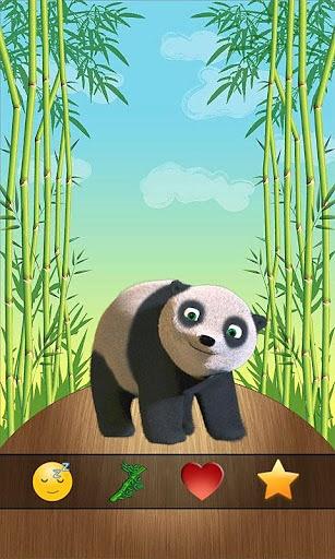 【免費益智App】会说话的熊猫唱就唱-APP點子